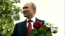 Vladimir Putin's Big Day in 60 Seconds