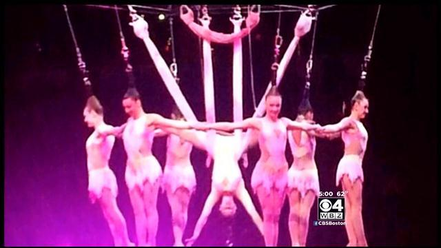 Providence Circus Accident Probe Focuses On Failed Clamp