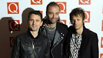Muse named Best Act in the World at Q Awards