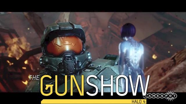 Halo 4 - The Gun Show