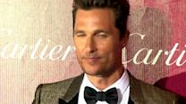 Matthew McConaughey Donates $135,000 to Foundation