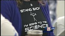 Students test their wits at Maine Science Bowl