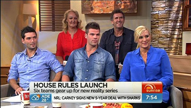 Stars of House Rules