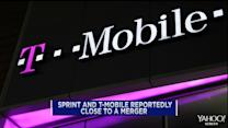 Sprint and T-Mobile closer to a deal
