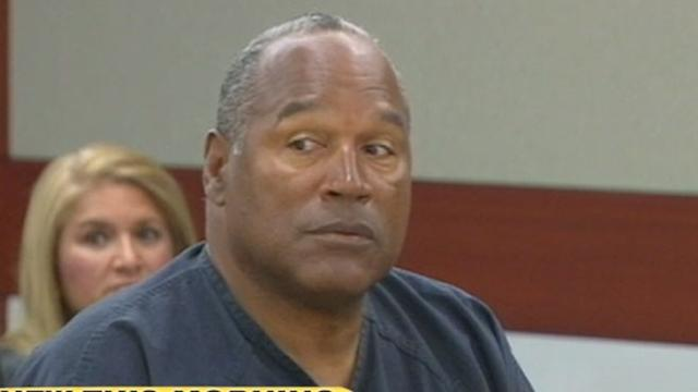 O.J. 'Excited' for Law School Speaking Tour Plans