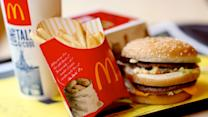 China Troubles Bite McDonald's: Chart of the Day