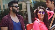 Kareena and Arjun's film title is as weird as their pet names