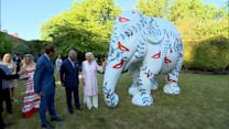 Royals Raise Funds for Elephant Conservation Charity