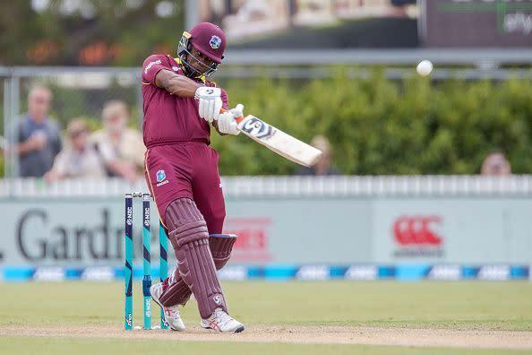New Zealand v West Indies - 1st ODI