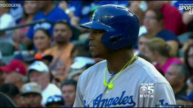 Article Claims Dodgers Star Yasiel Puig's Cuba Defection Involved Mexican Cartel, Smugglers