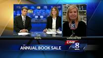 Tens of thousands of books up for sale