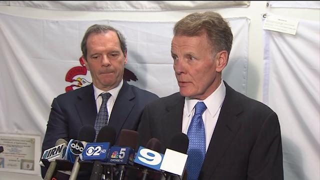 Madigan changes mind on pension reform committee