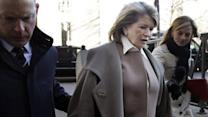 Martha Stewart in Court Over Her Brand