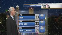 Snow returns in March