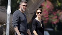 Ben Affleck and Jennifer Garner Step Out Together Amid Divorce Rumors