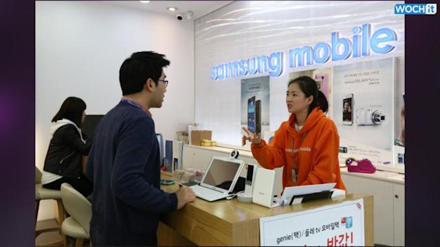 Samsung Opens Its First 'Experience' Stores Across The UK