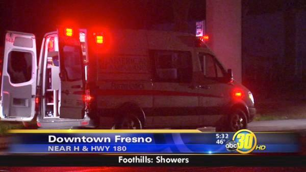 Bicyclist dies Christmas night in Fresno hit-run crash