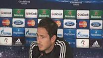 Lampard ready for crucial clash