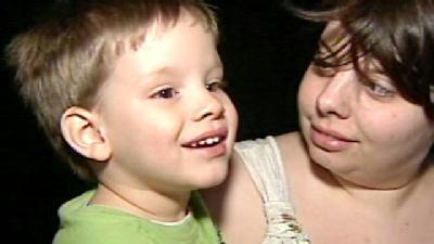3-Year-Old Boy's Wheelchair Recovered
