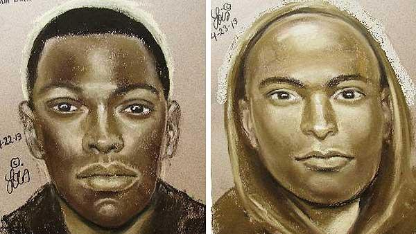 Sketches, video released in W. Houston murder case