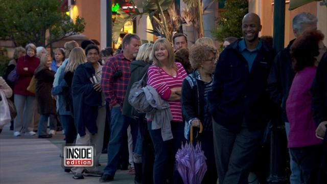 Faithful Fans Line Up For 'Son Of God' Movie