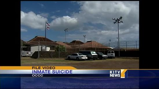 OCCC death latest in string of deaths at Oahu correctional facilities