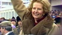 Former British PM Margaret Thatcher dies at 87