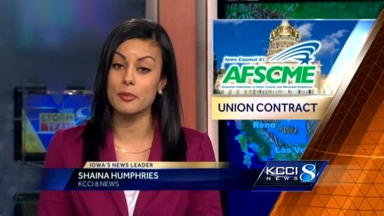 New contract announced for state workers