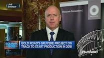 Gold Road's Gruyere Project to start production in 2018