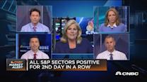 Stocks stage stunning rally