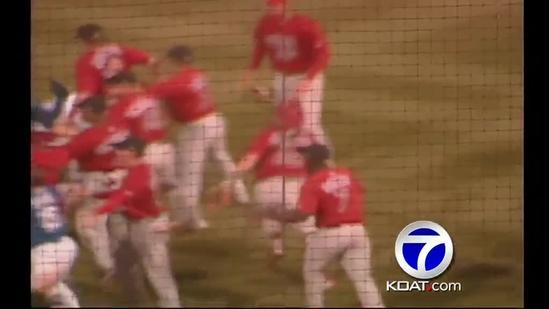 5 Isotopes suspended for brawling