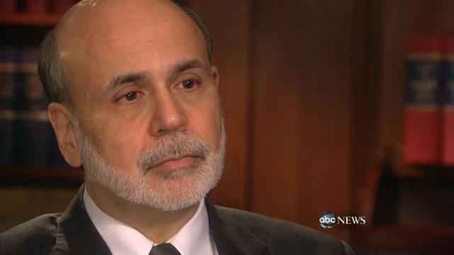 Ben Bernanke on Jobs, Housing and Economy