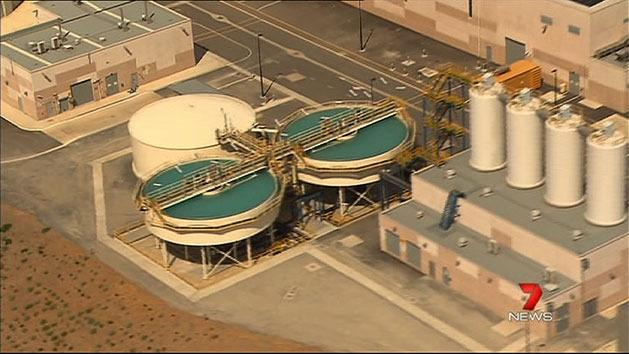 High cost for green desal plant