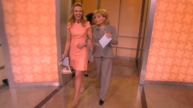 Elisabeth Hasselbeck Is Not Leaving 'The View'