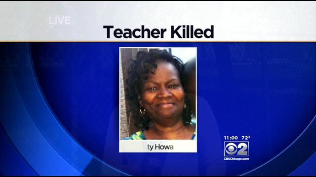 Teacher Killed By Stray Bullet 'Would Brighten Your Day'