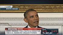 Obama to Congress: We must regain the people's trust