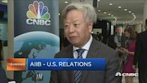 AIIB: We look forward to working with US firms
