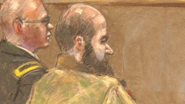 Hasan offers up no defense in Fort Hood trial