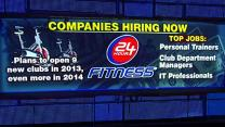 Top 5 companies hiring in the new year