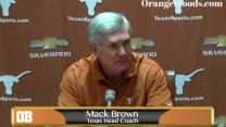 The Longhorns react to the firing of Manny Diaz