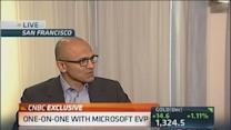 Microsoft exec: Why our cloud strategy is better