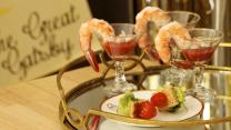 The Great Gatsby Party Hors d'Oeuvres