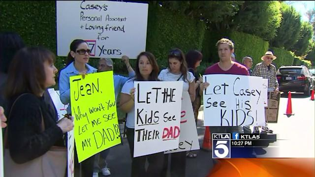 Children of Radio Legend Casey Kasem in Bitter Feud With Their Step-Mother