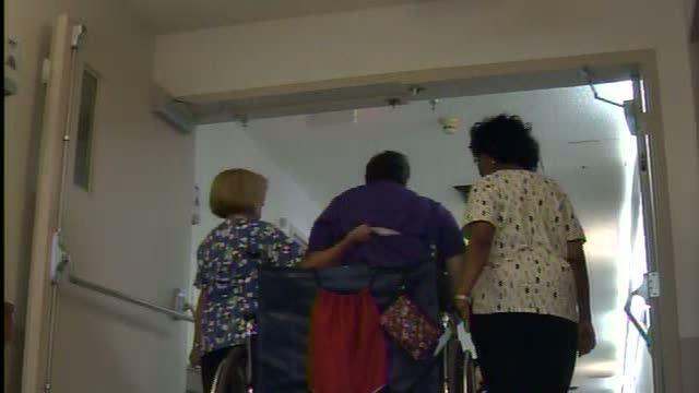 Coalition tries to protect nursing homes