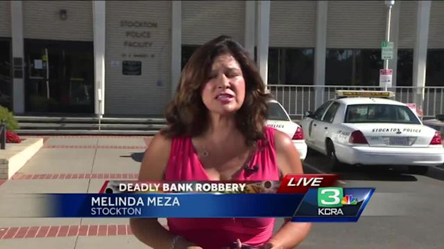 Stockton PD chief: Deadly bank robbery was first of its kind