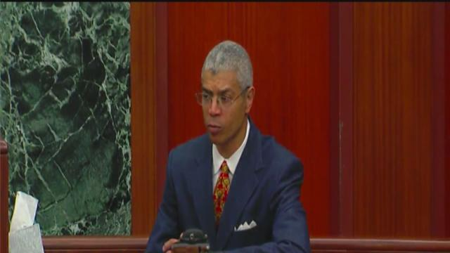 Judge Wade McCree faces Day 3 of Judicial Tenure Commission hearing on misconduct