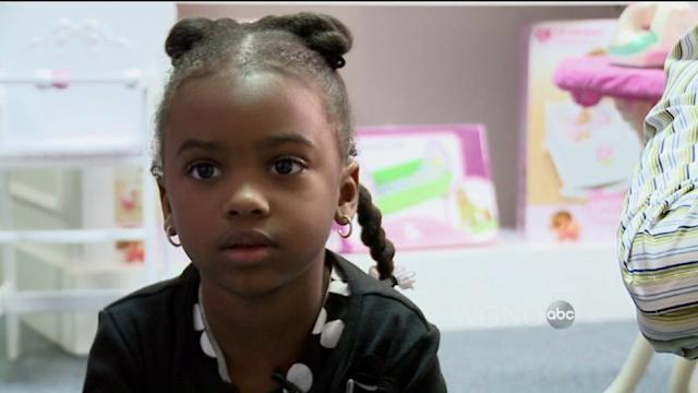 4-year-old accepted into Mensa