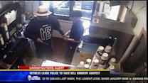 Witness leads police to Taco Bell robbery suspect