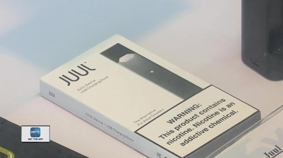 Juul warned over claims e-cigarette safer than smoking