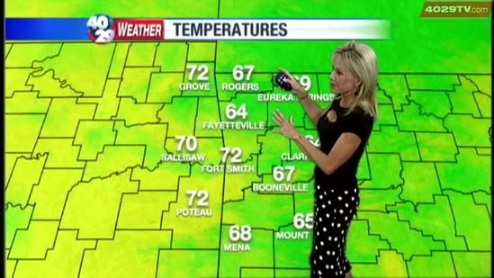 Laura's Weather Webcast June 20th